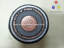 copper core xlpe insulation swa armoured 33KV cable