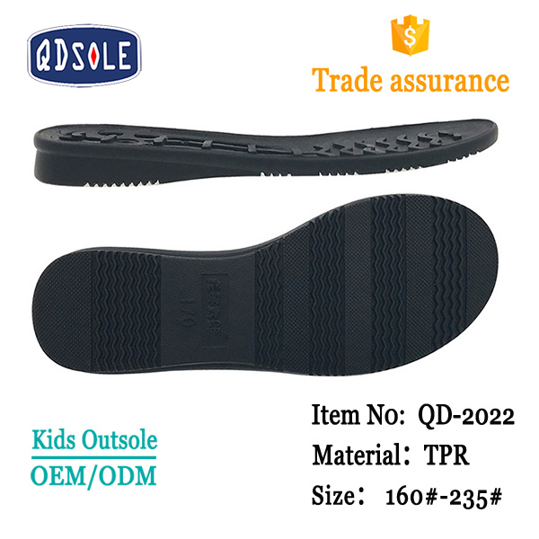 TPR soles for kids shoes