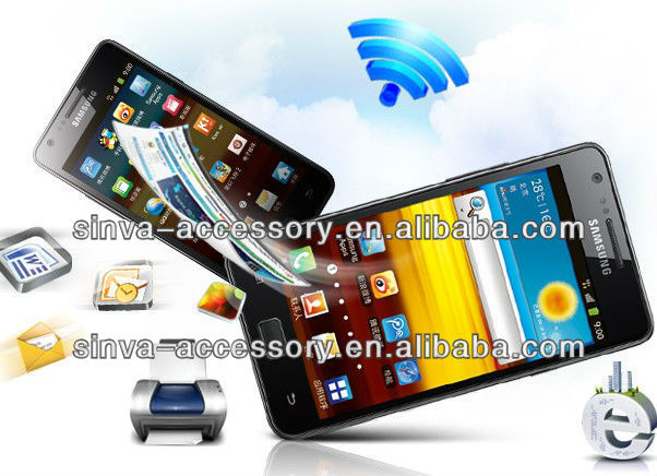 Factory !Full body screen protector for iphone 5gs,back and front face! mirror screen protector for iphone