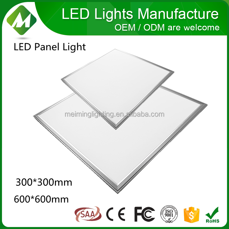 36w new products 600x600 2X2 square led panel light/ultra thin led light panel
