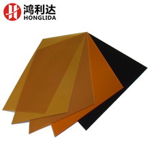 Epoxy resin glass paper composites Insulation sheet