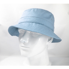 Summer Caps Blue Foldable Sun Nylon Waterproof Hat