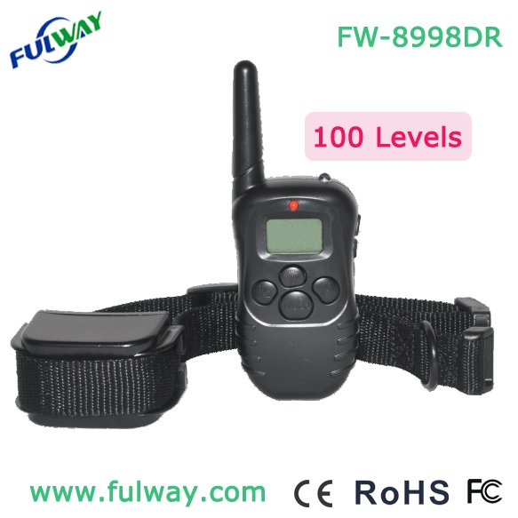 Wireless Rechargeable Remote Dog Training Collars