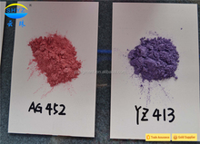 Tinct and Chromatic water-based pigment printing paste