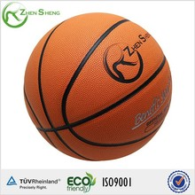 Zhensheng pu leather basketball basket