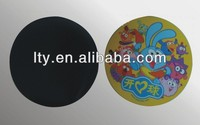 wholesale pvc fridge magnet sticker, suitable for promotional gifts, various colors are available(M-C09)