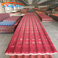 ASA UPVC plastic spanish roof tile/roofing shingles prices for warehouse/upvc roof cover sheet