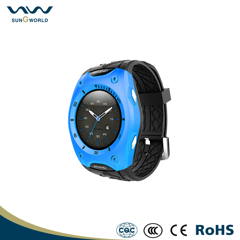 New arrival China Manufacturer smart phone watch with whatsapp facebook function W30