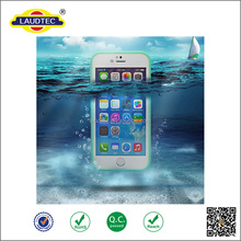 2016 unique sillion+PC Mobile Phone Casefor iphone 6s, 2 in 1 waterproof Case for iPhone 6S---laudtec
