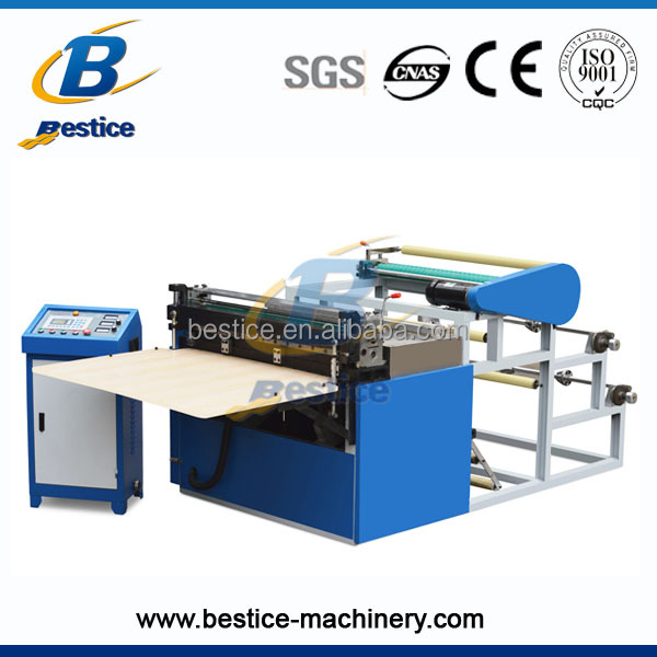 850mm working width paper roll sheeter