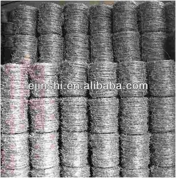 High quality Galvanized Barbed Wire/Concertina Razor barbed Wire good price ISO9001,SGS,BV