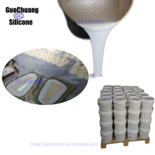 molds making rtv guochuang silicone rubber for resin decorative products pouring