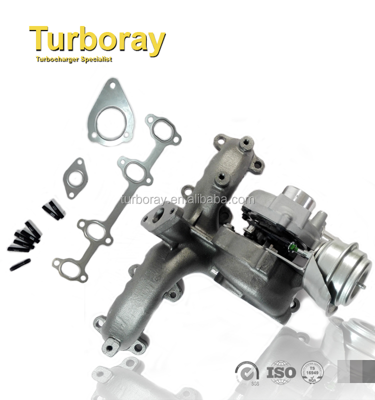 GT1749V Diesel Engine P/N: 713672-5005S OEM:038253019C Turbo Charger for VW Audi Seat FORD