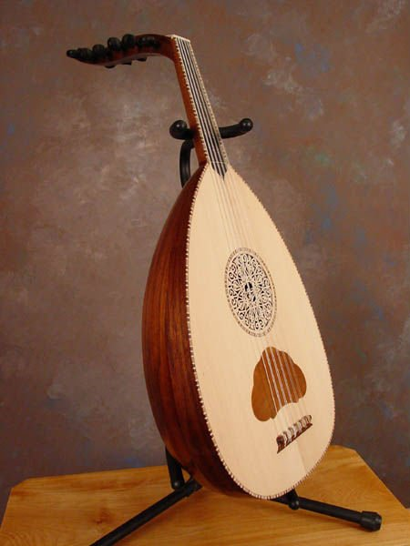 $400 includes 1 Lute, arabic oriental Lebanese MiddleEastern Oud (turkish,persian,egyptian, farsi,traditional)+HardCase+shipping