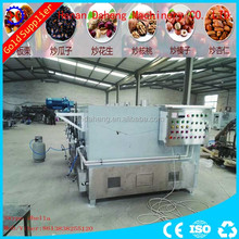 flavored cashew nut roasting machine for sales