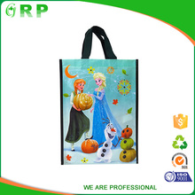 Environmentally friendly home pp different styles non woven carry bag