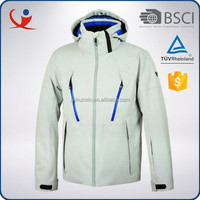 Outdoor sports professional ski white printed mens pictures of winter clothes