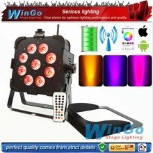 wireless battery operated led lights for wedding / battery operated mini led light