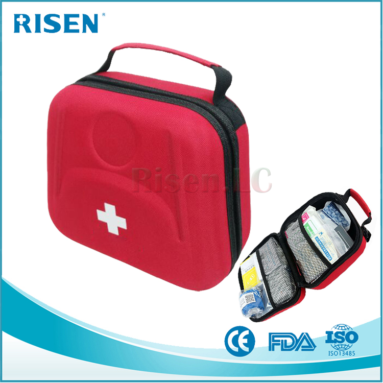 Wholesale medical home equipment travel car first aid kit for emergency case