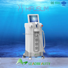 2015 most advanced beauty machine HIFU Body Fat Lipolysis Unit