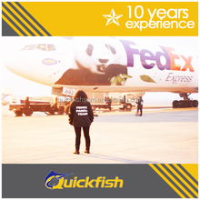 China Top Agent by QuickFish Fedex Shipping to Ghana