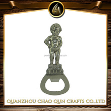 Brussels manneken pis bottle opener, metal Bottle Opener,bottle opener