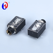"Hot Sale High Quality 7 pin Competitive Price stereo1/4"" 6.35mm jack socket Wholesale from China"