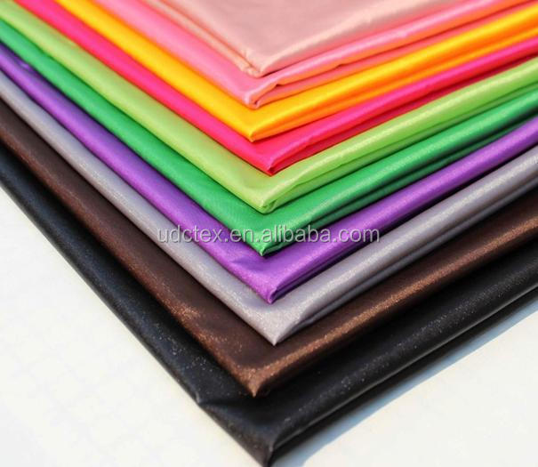 100% Polyester Lining(Taffeta And Twill Fabric) Water Proof Fabric