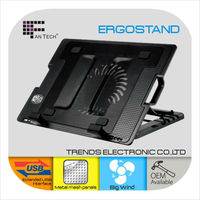 Notebook Cooling Pad ERGOSTAND Laptop Cooling