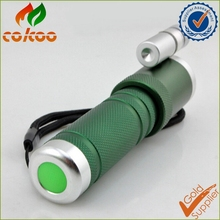 Infrared led flashlight laser red/green laser led flashlight designator flashlight