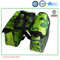 600D polyester cycling nylon tube bag B2033