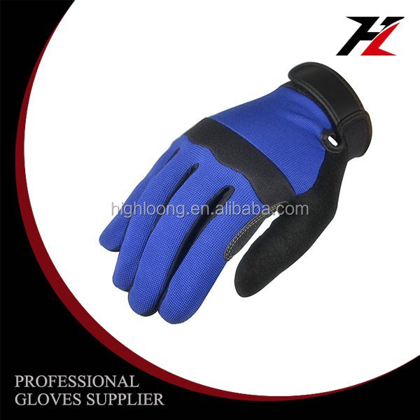 Color Optional Work Glove Cheap Electrical Latex Safety Gloves