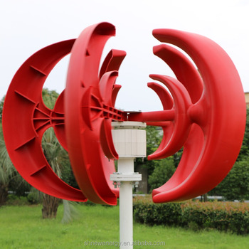 200w 12v wind generator china small wind alternator vertical micro wind turbine