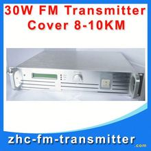 Fmuser 80W Professional zigbee transmitter and receiver