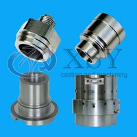 Aluminum Extrusion Fabrication Parts Precision Spare