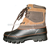 Split leather men snow boots XD-355