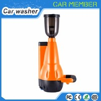 Electric powered car washer battery powered car washer car washer pump tool kit