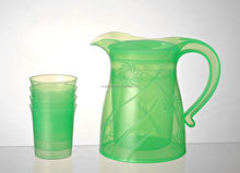 hot sell for African plastic water cooler jugs with cup