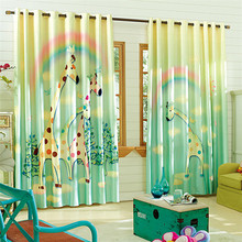 Double Printed Bead Window Air Curtain