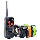 Aetertek AT-216D 600 Yards Waterproof Rechargeable Dog Training Shock Collar