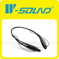 TF830 V4.0 Noise Reduction Back Hang Stereo Sports Bluetooth Headphone mp3