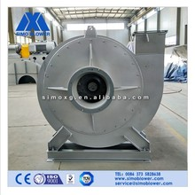 Energy Efficiency Anticorrosion Mine ventilate Clay sand rotary kiln blower fan