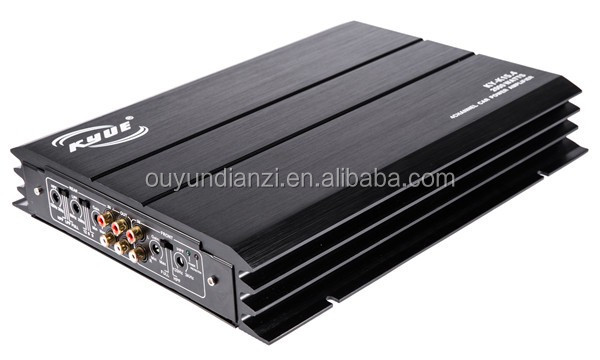 400 Watt 4-channel Amplifier