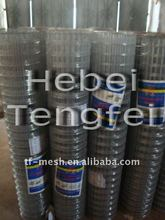 Low carbon steel wire & S.S wire Welded Mesh( ISO 9001)