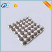 cheapest paper pulp egg tray for chicken eggs for sale