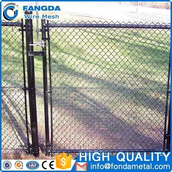 High Quality custom High qualtiy sports ground chain link fence for baseball fields