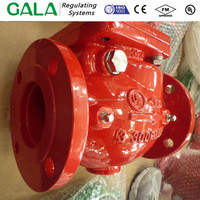 UL FM Listing Swing Check valve fire