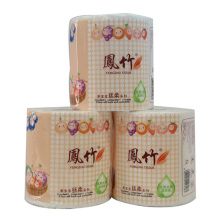 Ultra silk soft touch toilet tissue paper