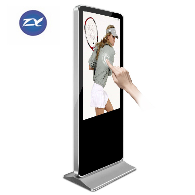 Star Player 42 Inch Floor Stand Advertising Display LCD Digital Signage Display