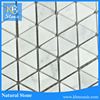 New Design 3D Effect Stereo Vision Marble Mosaic Tile,3D scenery Italy Gray+China White+Nero